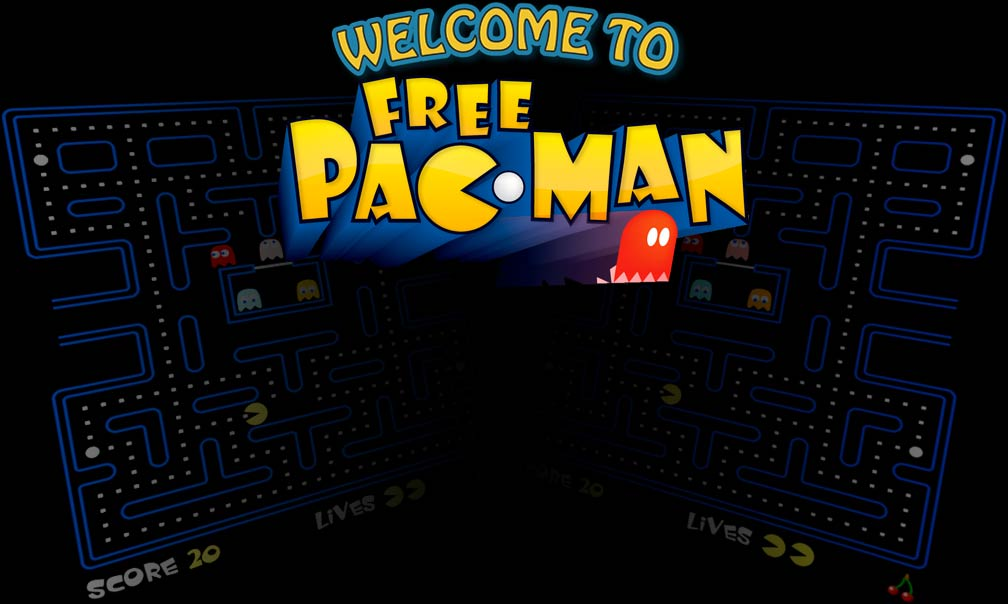 Pac Man Online Game 112